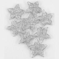 Купить украшение декоративное 7 шт/уп звезды серебро papstar 1/8  в Москве