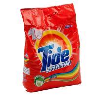 Купить порошок стиральный 4.5кг tide automat color в п/п p&g 1/4 в Москве