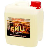 Купить средство для удаления жира и нагара (жироудалитель) 3л концентрат grill канистра 1/1 в Москве