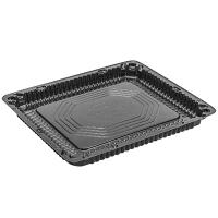 Купить упаковка для суши дхшхв 170х150х10 мм без крышки прямоугольная черная п 1/330 в Москве