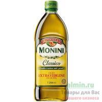 Масло оливковое 1л MONINI EXTRA VIRGIN 1/6