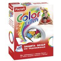 Купить салфетка для стирки 20 шт/уп color expert защита от окрашивания paclan 1/40 в Москве
