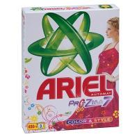 Купить порошок стиральный 450г ariel automat color p&g 1/20 в Москве