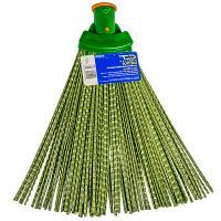 Купить метла уличная ш 270 мм веерная без рукоятки полипропилен 1/1 в Москве