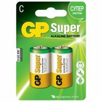 Купить батарейка c 2 шт/уп gp super в блистере 1/10 в Москве