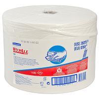 Купить материал нетканый 1-сл 274 м в рулоне н250хd350 мм wypall x50 белый kimberly-clark 1/1 в Москве