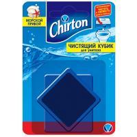 Купить освежитель wc 1 шт/уп кубик для бачка chirton морской gd 1/24 в Москве