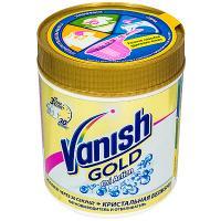Купить пятновыводитель порошковый 500г для белого белья vanish gold oxi action benckiser 1/6 в Москве